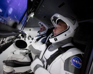 SpaceX pakilimas