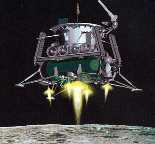 Šiandien sukanka 50 metų kosminio aparato Luna - 17 startui