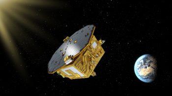 Gravitacinių bangų detektorius kosmose jau 5 metai!