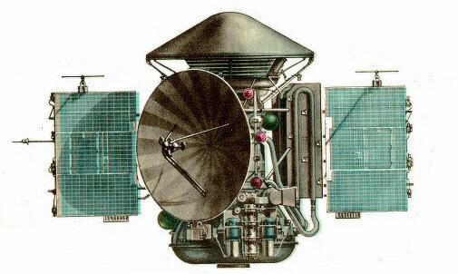 """Gruodžio 2 d. sukanka 50 metų, kai pirmasis žmonių sukurtas kosminis aparatas """"Mars 3"""" minkštai nusileido ant Marso planetos paviršiaus"""