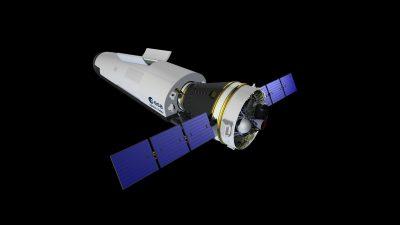 ESA pasirašė kontraktą pirmąjai kosmoplano Space Ryder misijai