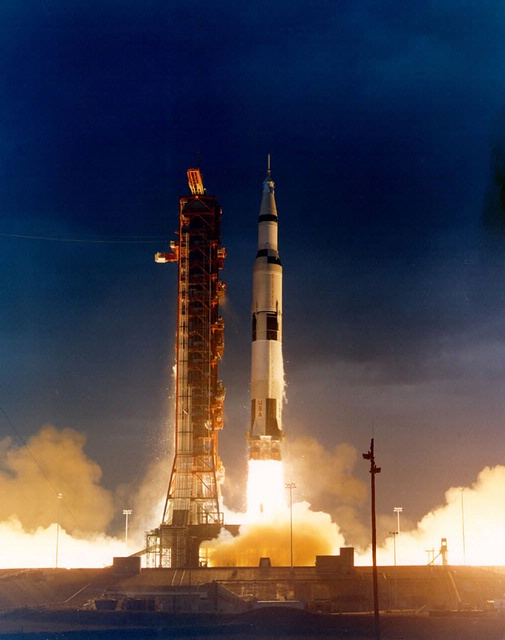 """""""Apollo 14"""" skrydžiui – 50 metų"""