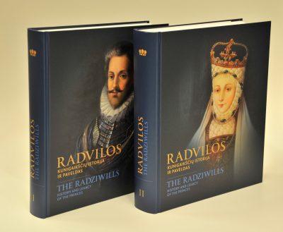Valdovų rūmų dovana – katalogas